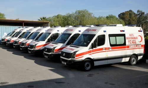 Emergency services in North Cyprus