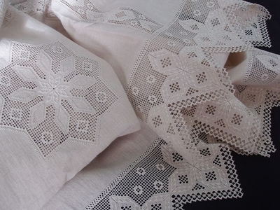 Lace-Work of Lefkara in North Cyprus